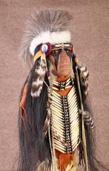 Native American Indian Statue