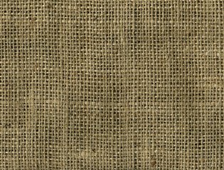 Hard jute canvas texture, close up, 17.9 MB