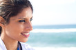 profile of young indian doctor