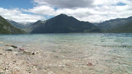 """Lake """"Lago Epuyen"""", Argentina"""