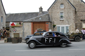 French resistance car ffi
