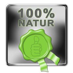 100 prozent natur