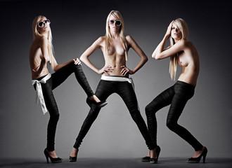 Triple fashion