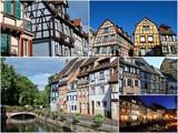 Tourisme dans Colmar poster
