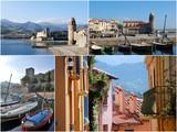 Tourisme dans Collioure poster
