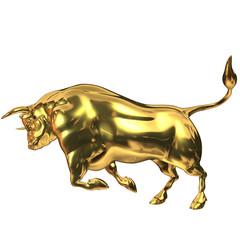 Bull gold