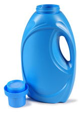 Laundry detergent. Isolated