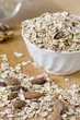 Muesli with nuts