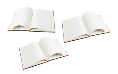 Open Note Books