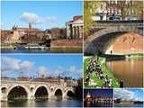 Tourisme à Toulouse poster