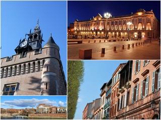 Promenade dans Toulouse