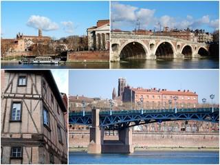 Un tour dans Toulouse