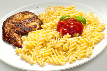 turkey and pasta