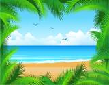 tropical beach - 22888247