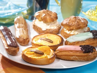assortiment de patisserie