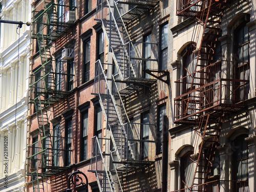 Tenement in Manhattan - 22898209