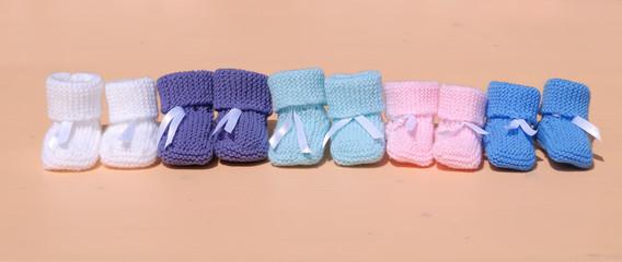 chaussons de bébé en ligne