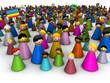 Gruppo multietnico
