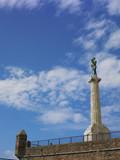 The Victor, Landmark symbol of Belgrade, Serbia poster