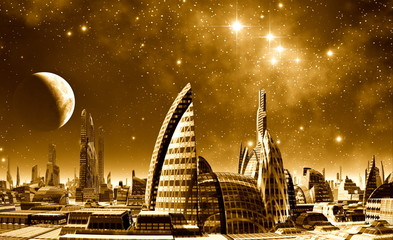golden Metropolis