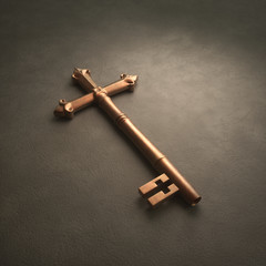 Cross Key