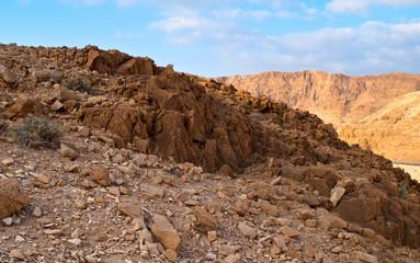 Dead Sea Hills