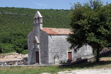 Old mediterranean church