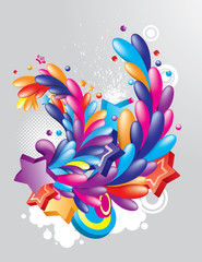 Colorful_festive_design_element