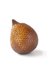 Whole single snakefruit