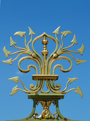 Dettaglio cancello Versailles