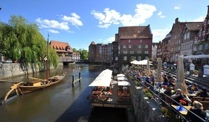 Lüneburger  Altstadt