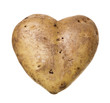 Heartshaped Potato