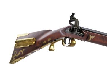 Black powder rifle