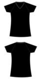 Běh na tričko bez rukávů černá žena