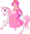 Fototapeten,princess,cartoons,pferd,clipart