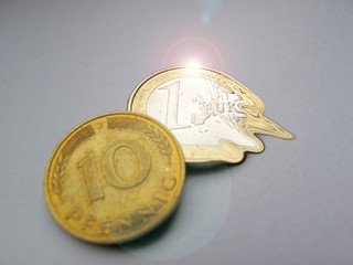 Euro schmilzt