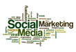 Social media Marketing - Word Cloud