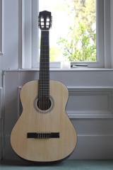 Gentle Guitar Scene