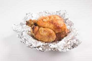cartoccio con pollo arrosto