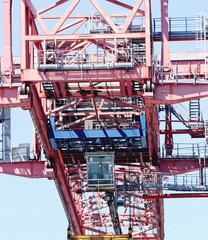 cabin pilot crane