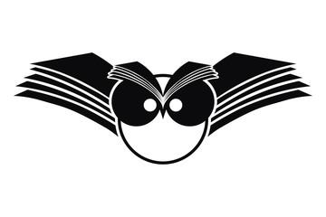 Owl Silhouette Logo
