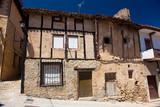Calle de Frias, Burgos, Castilla y Leon, Spain poster