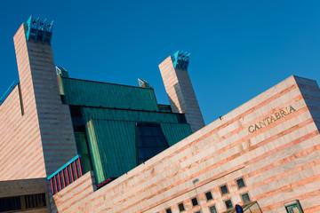 Palacio de congresos de Santander, Cantabria, Spain