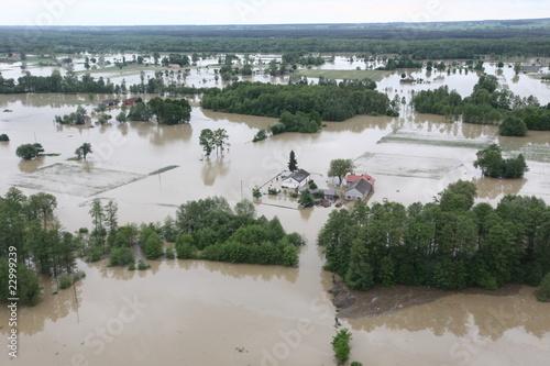 Powódź Polska 05.2010 helikopter - 22999239