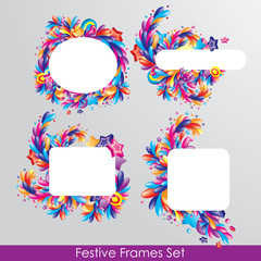 Festive_frames_collection