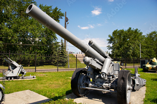 150 mm heavy field howitzer s. F.H.18 model 1934