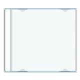 blank cd case