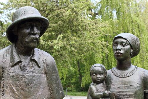 Albert Schweitzer-Denkmal