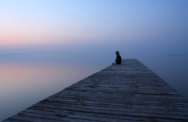 Ruhe finden