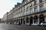 Fototapety Rue de Rivoli, 1er arrondissement, Paris, France